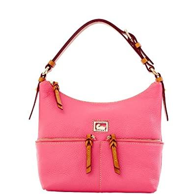 Dooney & Bourke Dillen2 Trim Small Zipper Pocket Sac, Bubble Gum