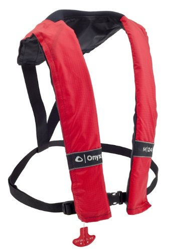 Onyx M-24 Manual Inflatable Life Jacket