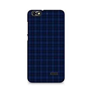 Ebby Checkster Premium Printed Case For Huawei Honor 4C