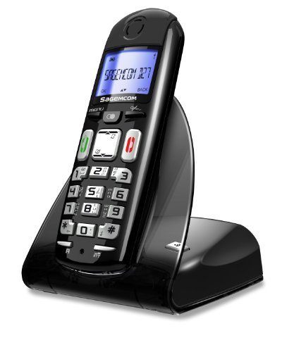 Sagemcom D27T Digital Cordless Telephone picture