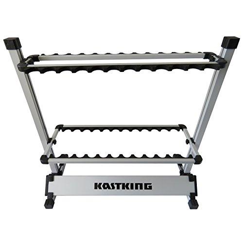 Best deals kastking rack 39 em up fishing rods holder for Amazon fishing rod holders