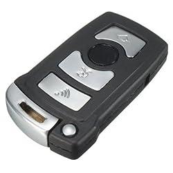 Car Remote Key Shell Fob Case 4 Button for BMW 7 Series E65 E66 745 750