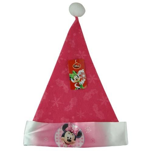 Minnie Mouse Felt Hat for Girl