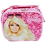 Mattel Barbie Insulated Lunch Bag-tote-school