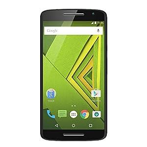 Motorola Moto X Play Smartphone débloqué 4G (Ecran: 5,5 pouces - 16 Go - Double Nano - Android 5.1 Lollipop) - Noir