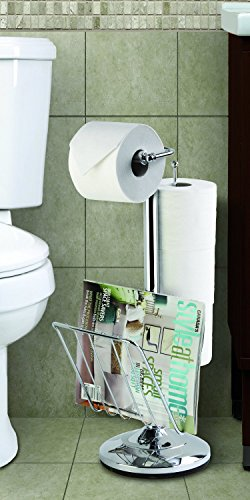 Cheap Price 19 1 4 Chrome Steel Toilet Paper Holder With