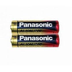 Panasonic Alkaline Battery AA LR6TDG/2B 1.5V