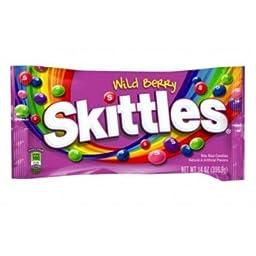 Skittles Wild Berry 14 Oz Bag 4 Pk