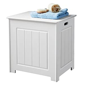 shaker white wood bathroom storage cabinet floor chest