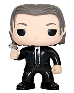 Amazon Com Funko Pop Pulp Fiction Vincent Vega Vinyl