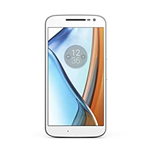 Moto G (4th Gen.) Unlocked - White - 16GB