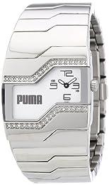 Puma Women's Quartz Watch Temptation Temptation 4310667 with Metal Strap