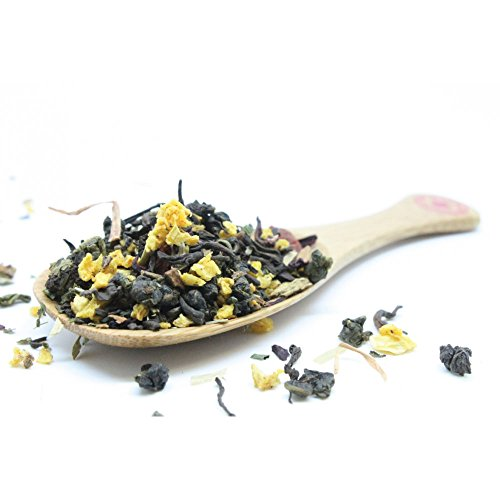 Peach Pleasure Oolong Loose Leaf Tea (8Oz / 220G)