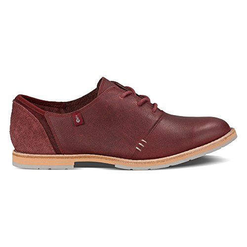 Shoe Lace On Ahnu Shoe For Rain