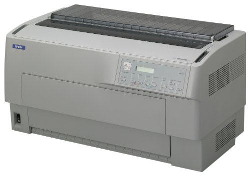 Epson DFX-9000 Mono Dot Matrix Printer with Network Interface