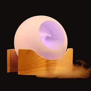 Diffuseur d 39 huiles essentielles brumisateur nature amazo - Diffuseur huile essentielle nature et decouverte ...
