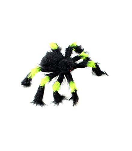 Keral Halloween Decoration Screamed Furry Spider Toy Prop