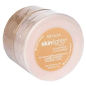 Revlon Skinlights Face Illuminator Loose Powder, Warm Light 03
