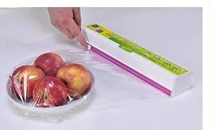 Amazon Com Plastic Wrap Dispenser Plastic Food Wrap