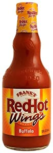 Frank's RedHot Wings Sauce Buffalo