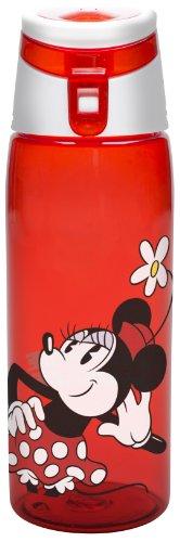 Planet Zak Minnie Mouse Tritan Water Bottle, 25-Ounce front-747866
