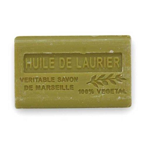 (南仏産マルセイユソープ)SAVON de Marseille 月桂樹の香り(SP014)(125g)
