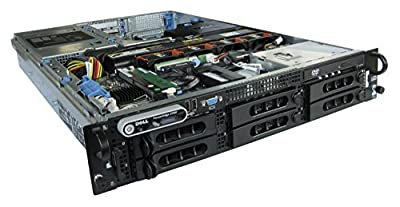 Dell PowerEdge 2950 Gen.III Server 2x2.33GHz Quad Core Processors and 16GB Memory - 6 x 3.5 Bay