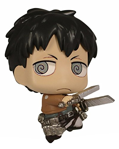 Takara Tomy Attack on Titan CHIMI Chibi Chara Mascot Part 3 - Bertolt Hoover - 1