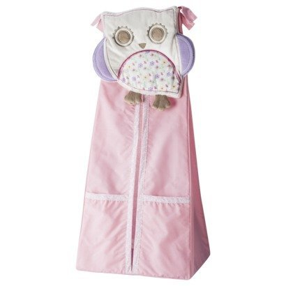 Diaper Stacker - Owl