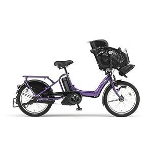 YAMAHA(ヤマハ) PAS Kiss mini 20インチ 電動自転車 2013年モデル シュガーパープル PM20K
