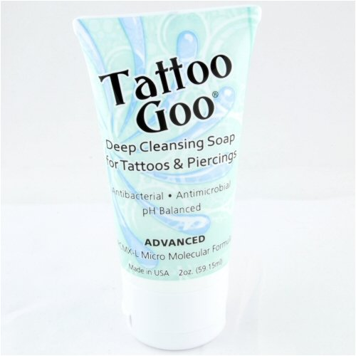 Tattoo Goo Deep Cleansing Antibacterial Aftercare Soap