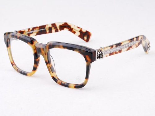 chrome hearts t nuc tt eyeglass frame 753182259727