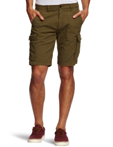Franklin & Marshall PAMR946S13 Men's Shorts Military W30INxL32IN
