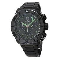 [エドックス]EDOX 腕時計 クラスワン クロノオフショア ビックデイト クロノグラフ 300M防水 クオーツ 10021-37N-NV メンズ 【並行輸入品】