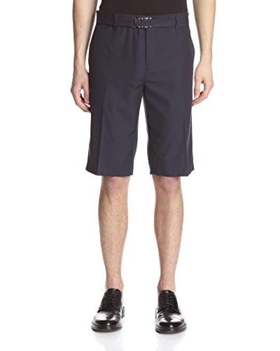 Jil Sander Men's Slim Poplin Shorts