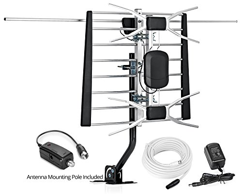 viewtv-wa-2900g-uv-digital-amplified-outdoor-indoor-attic-hdtv-antenna-with-mounting-pole-200-miles-