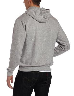 MLB Colorado Rockies Suede Tek Long Sleeve Hooded Fleece Pullover