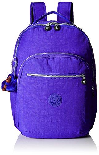 Kipling Seoul Backpack, Octopus Purple, One Size