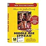 Middle Age Spread DVD (NZ Film) (PAL) (REGION 4)
