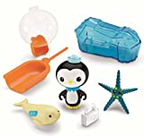 Octonauts Action Figure Rescue Kit Peso and The Narwhal
