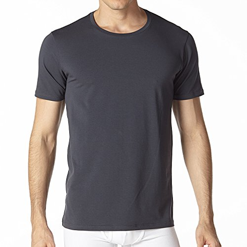 lapasa-camiseta-elastica-para-hombre-ajustada-de-manga-corta-con-cuello-redondo-de-extra-larga-stapl