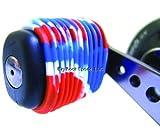 Reel Grip 1144 Reel Handle Cover, Patriotic Tie Dye Finish