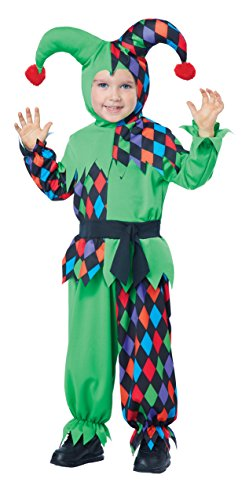 Jester Toddler Costume