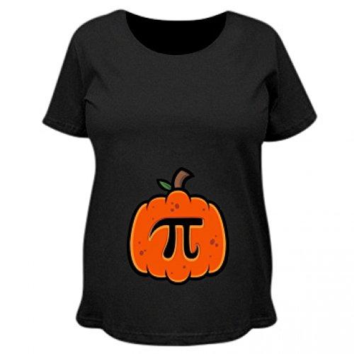Pumpkin Pi Maternity T-Shirt