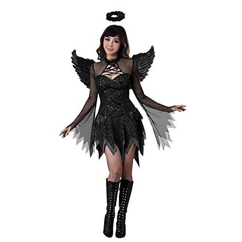 Hallo (Fallen Angel Costume Kids)
