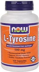Lチロシン 500mg(海外直送品)