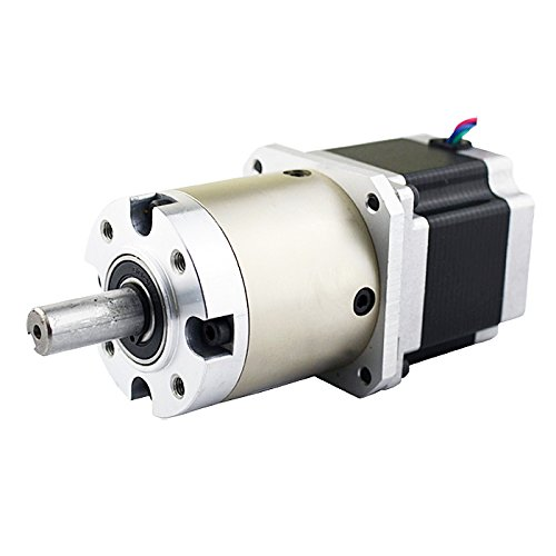 15:1 Planetary Gearbox Nema 23 Stepper Motor 2.8A for DIY CNC Mill Lathe Router (Lathe Motor compare prices)