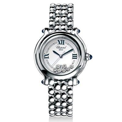 Chopard Women's 27/8236-23 Happy Sport Diamond Watch by Chopard