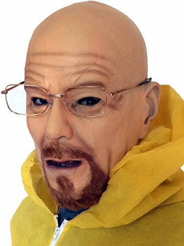 The Cosplay Company Walter White Mask