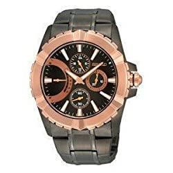 Seiko Analog Multi-Color Dial Mens Watch - SRL024J1